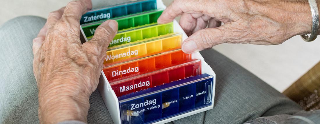 Welke medicatiehulpmiddelen kan ik gebruiken?