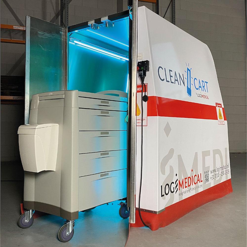 CleanCart® Desinfectiecel